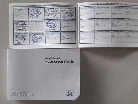 Used Hyundai Santa Fe 2015 for sale in Manila