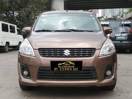 Used 2015 Suzuki Ertiga at 43000 km for sale in Makati