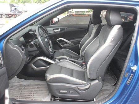 Hyundai Veloster 2016 for sale in Parañaque