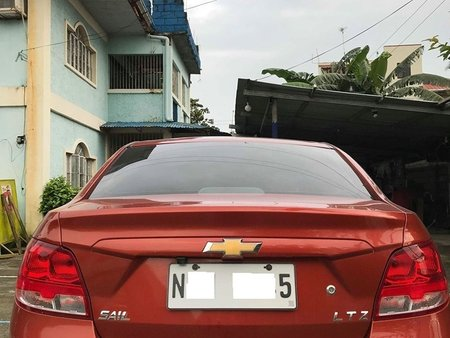 Used Chevrolet Sail 1.5LTZ 2017 for sale in Calumpit