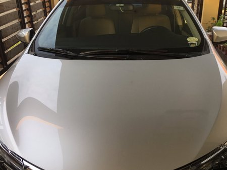 Selling Used Toyota Altis 2014 in Angono