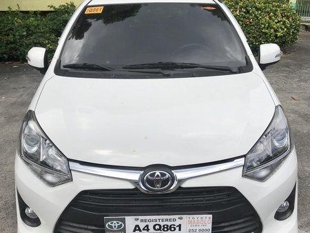 Selling Used Toyota Wigo 2018 at 36000 km
