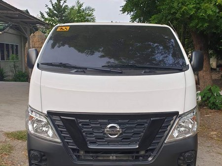 Selling 2018 Nissan Urvan at 9000 km in Cebu City