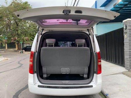 2012 Hyundai Grand Starex for sale in Las Piñas