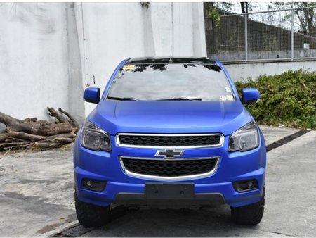 Chevrolet Trailblazer 2012 for sale in Manila