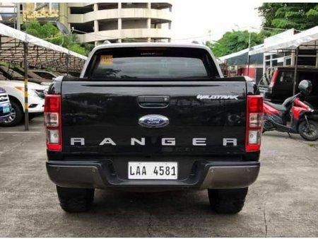 Selling Black Ford Ranger 2017 in Pasig