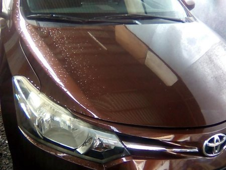 Toyota Vios 2014 for sale in Las Pinas