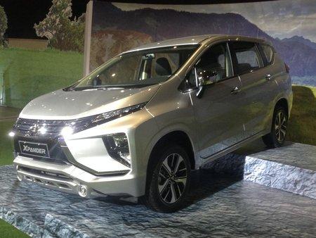 2019 Brand new Mitsubishi Xpander Automatic February