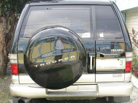 2003 Isuzu Trooper for sale in Marikina