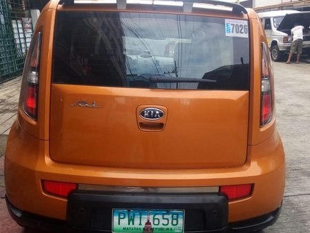 2010 Kia Soul for sale in Quezon City
