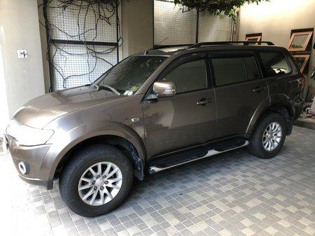 Sell 2nd Hand 2013 Mitsubishi Montero Sport Automatic Diesel