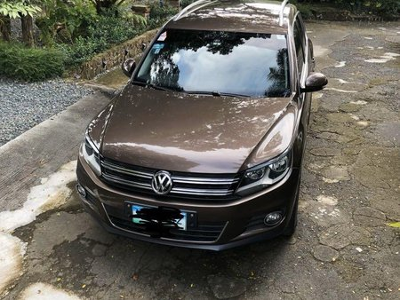 Volkswagen Tiguan 2014 for sale in Makati