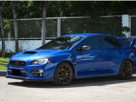 Subaru Wrx 2015 for sale in Mandaue
