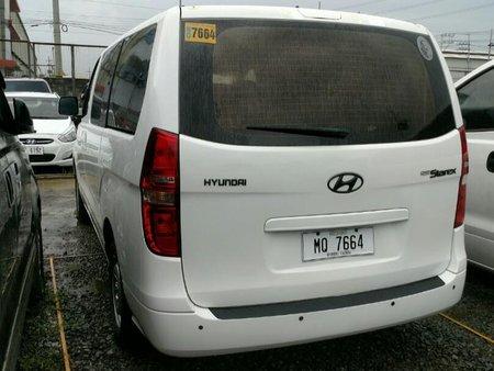 2017 Hyundai Grand Starex for sale in Cainta