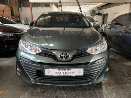 Sell Green 2016 Toyota Innova in Quezon City