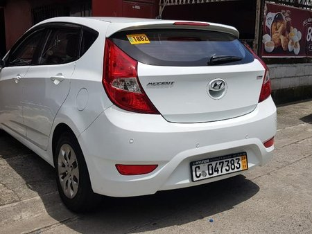 Hyundai Accent 2016 for sale in Quezon City