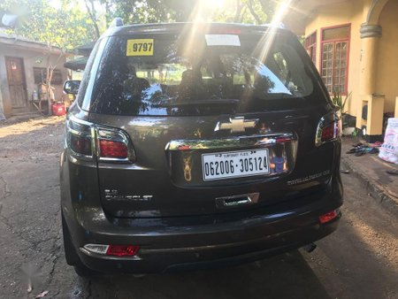 2014 Chevrolet Trailblazer for sale in Bacolod