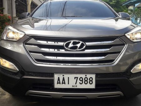 2014 Hyundai Santa Fe for sale in Parañaque