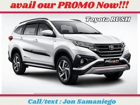 2020 Toyota Rush for sale in Manila