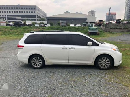 2015 Toyota Sienna for sale in Pasig