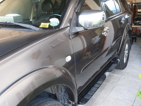 2012 Mitsubishi Montero Sport for sale in Calamba