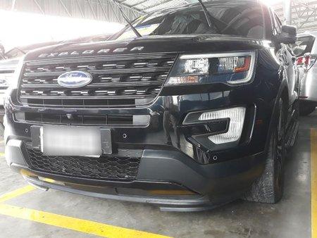 2017 Ford Explorer for sale in Manila