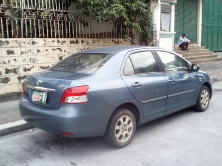 2007 Toyota Vios for sale in Quezon City