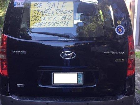 Selling Hyundai Starex 2009 in Quezon City