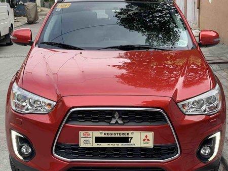 Mitsubishi ASX GSR 2015 Great Condition