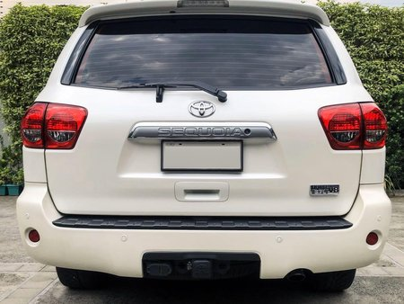 2016 Toyota Sequoia for sale in Quezon City