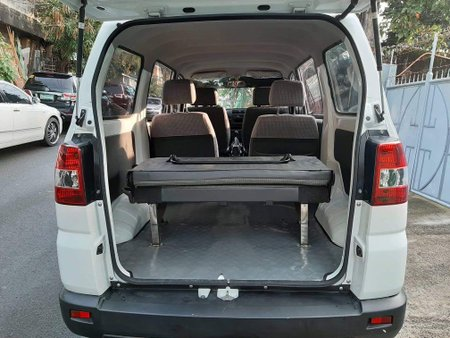 2015 Suzuki Apv for sale in Quezon City