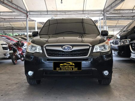2013 Subaru Forester 2.0i-L AWD AT Gas