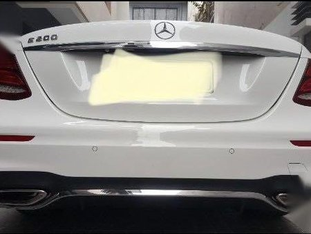 Mercedes-Benz E-Class 2017 for sale in Quezon City