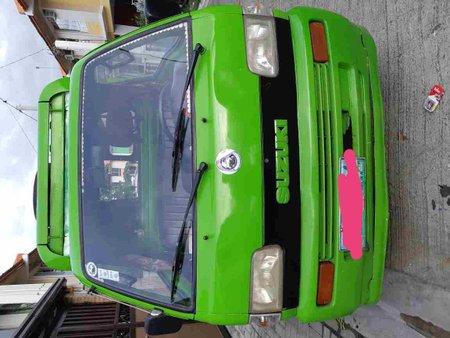 MULTICAB SUZUKI GREEN F6 GOOD RUNNING CONDITION