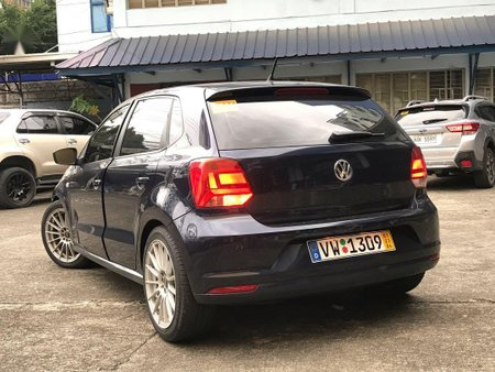 2015 Volkswagen Polo for sale in Makati