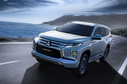 Brand New Mitsubishi Montero Sport 2020 for sale in Mandaluyong
