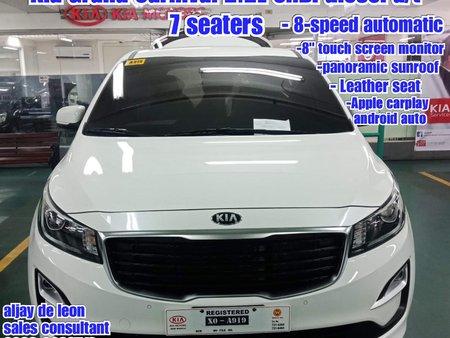 Brand New Kia Grand Carnival 2020 for sale in Quezon City