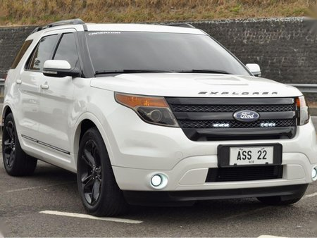 Ford Explorer 2014 for sale in Quezon City
