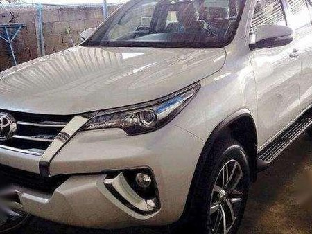 Used Toyota Fortuner 2016 for sale in Manila