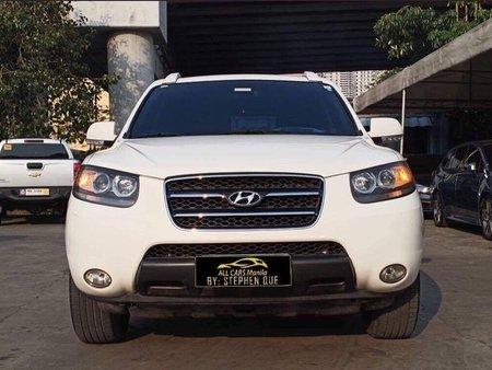 2009 Hyundai Santa Fe diesel Automatic