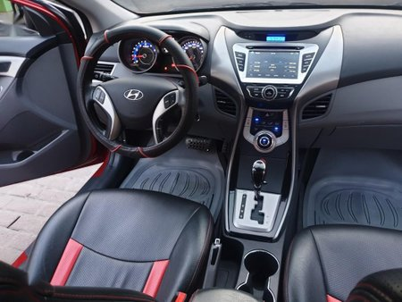 Hyundai Elantra 2012 for sale in Pasig