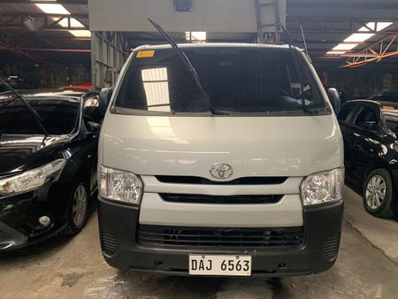 Used Toyota Hiace 2019 for sale in Quezon City