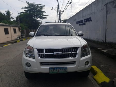 2008 Isuzu Alterra for sale in Quezon City