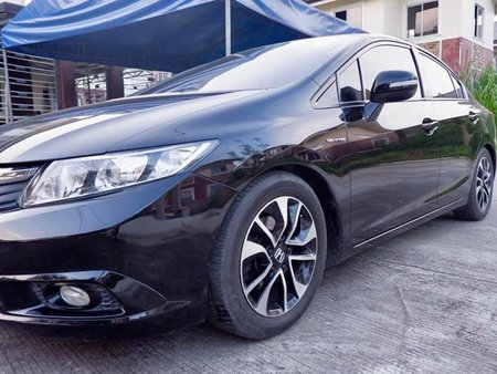 2012 Honda Civic for sale in Quezon City