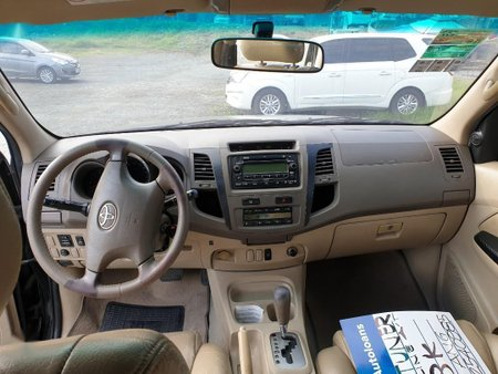 2nd-hand Toyota Fortuner 2006 for sale in Pasig