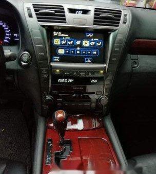 Lexus Ls 460 2009 Automatic Gasoline for sale