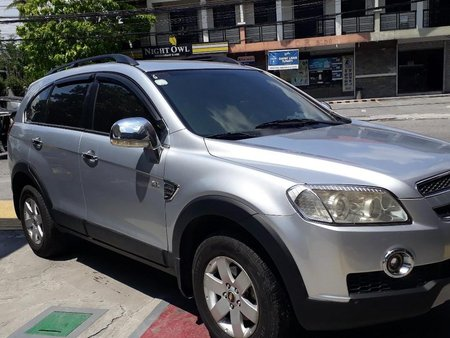 2008 Chevrolet Captiva for sale in Quezon City