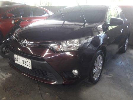 Second-hand Toyota Vios 2017 for sale in Quezon City