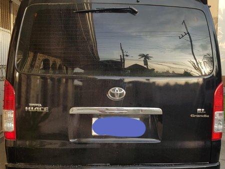 2nd-hand Toyota Hiace 2015 for sale in Marikina