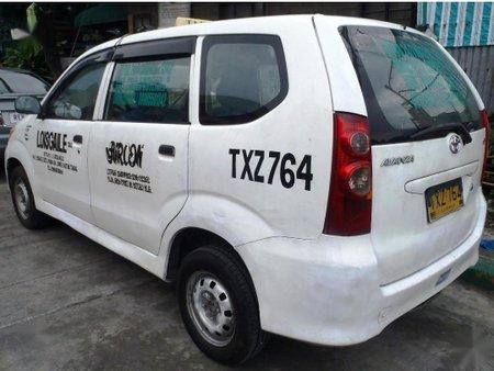 Used Toyota Avanza 2009 for sale in Manila